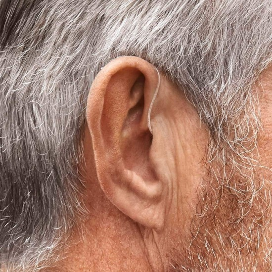 Siemens Orion 2 RIC 312 P (Receive In Canal) Very small 16 channel Digital Left Ear Hearing Aid(Beige)