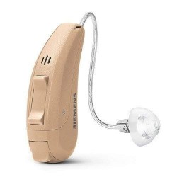 Siemens Signia Cellion 2px RIC P Rechargeable Receiver in Canal 16 Channel Digital Hearing Aid, Instant Fit 60/124 dB Matrix- (Left Ear)