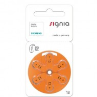 Signia Hearing Aid Battery 13 (6 PCS)