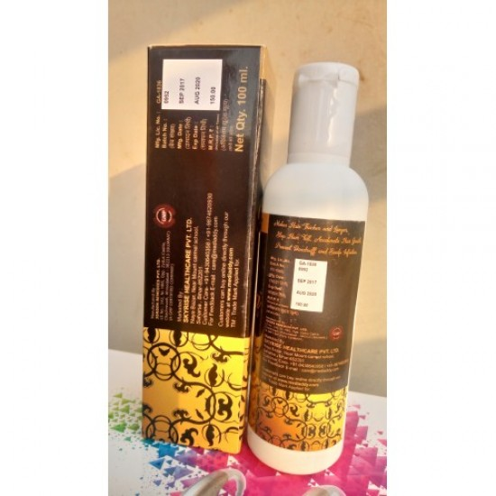 Gatisa Hair Oil 100% Get Result in 10 Day Hair Fall & Regrowth 100 ML Pack of 3